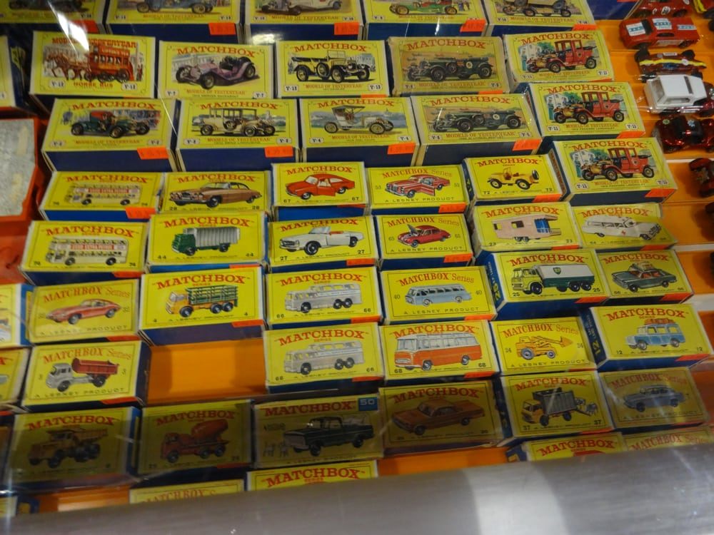 Matchbox Diecast Cars Price Guide