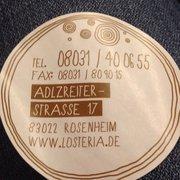 Restaurant L'osteria, Rosenheim, Bayern