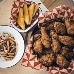 Parson 39 s chicken fish chicago il united states for Chicago fish and chicken menu