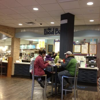 The burger bar at pittsford rochester ny united states for Food bar wegmans pittsford