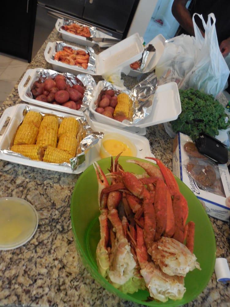 Blalock seafood market seafood markets destin fl yelp for Florida fish market