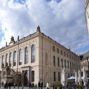Verkehrsmuseum Dresden, Dresden, Sachsen