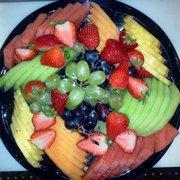 777 Cafe - Bellevue, WA, États-Unis. Fruit Platter