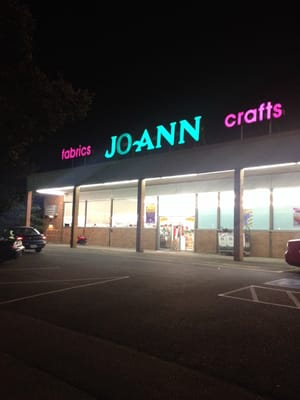 jo-ann fabrics and crafts