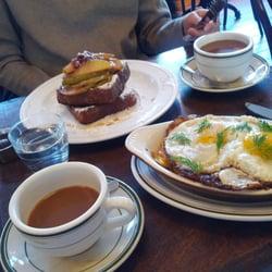 Cafe Paulette Brunch Menu