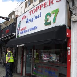 Mr Topper's Haircuts, London