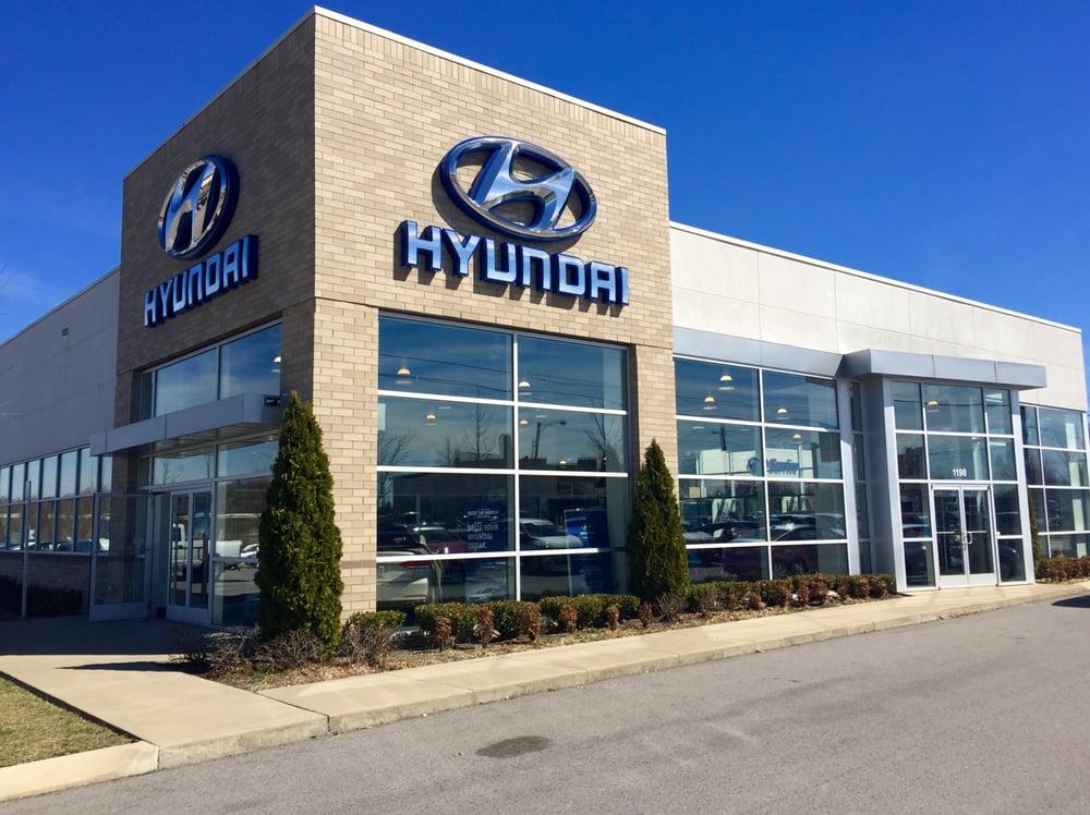 Hendersonville Hyundai Yelp