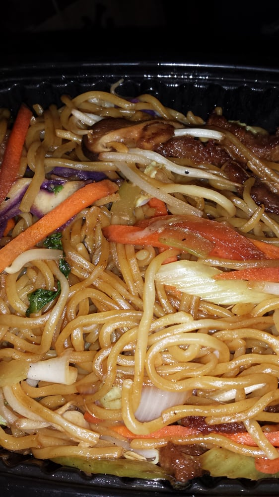 Beef lo Mein pf Changs Take Out Beef lo Mein