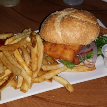 Best Fish Sandwich In Folly Beach Sc