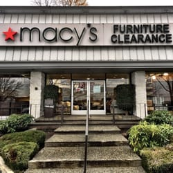 Macy's Tukwila Furniture Clearance Center Furniture