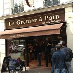 Le Grenier à Pain, Paris, France