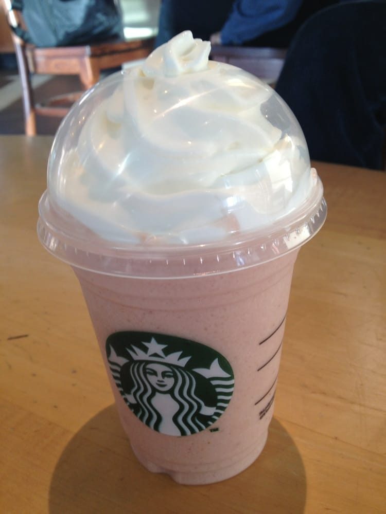 Nice one, need more starbucks banana strawberry images like this