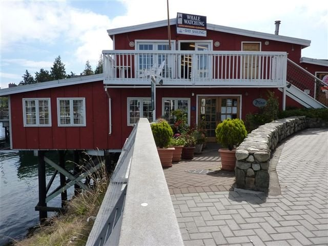 The Place Restaurant & Bar - Friday Harbor, WA, États-Unis