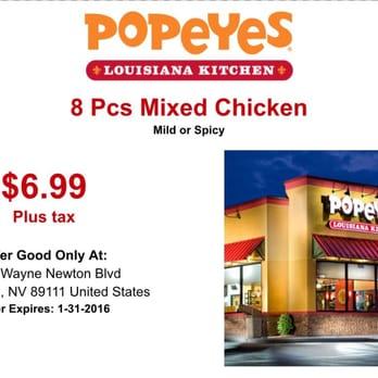 Popeyes louisiana kitchen 38 photos takeaway fast for Popeyes louisiana kitchen austin tx