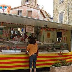 Coll Boucherie Charcuterie, Arles sur Tech, Pyrénées-Orientales, France