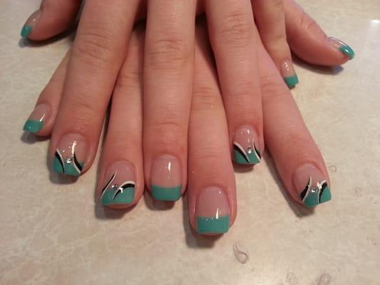 Top s nail salon peabody ma united states yelp for Acrylic toenails salon