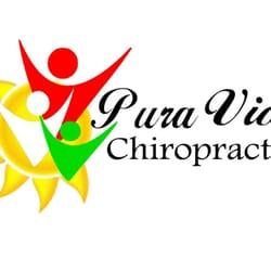 Pura Vida Chiropractic logo