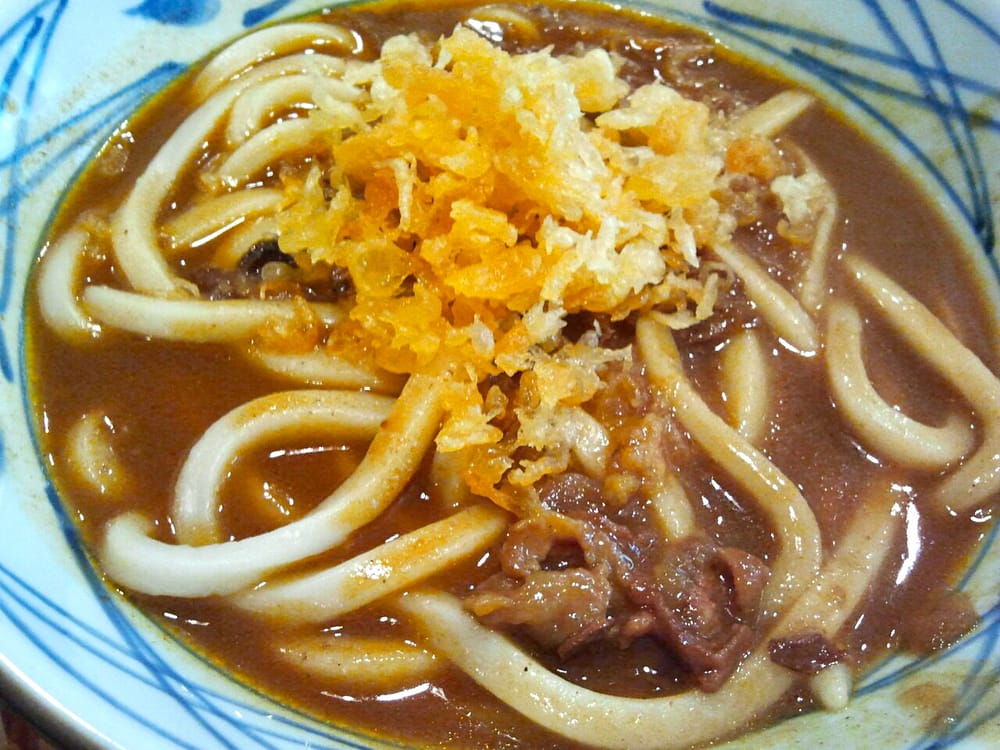 Curry Udon $5.25