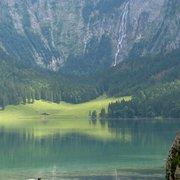 Der Obersee vom Königssee