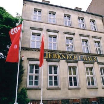 Liebknecht-Haus - Leipzig, Sachsen, Deutschland