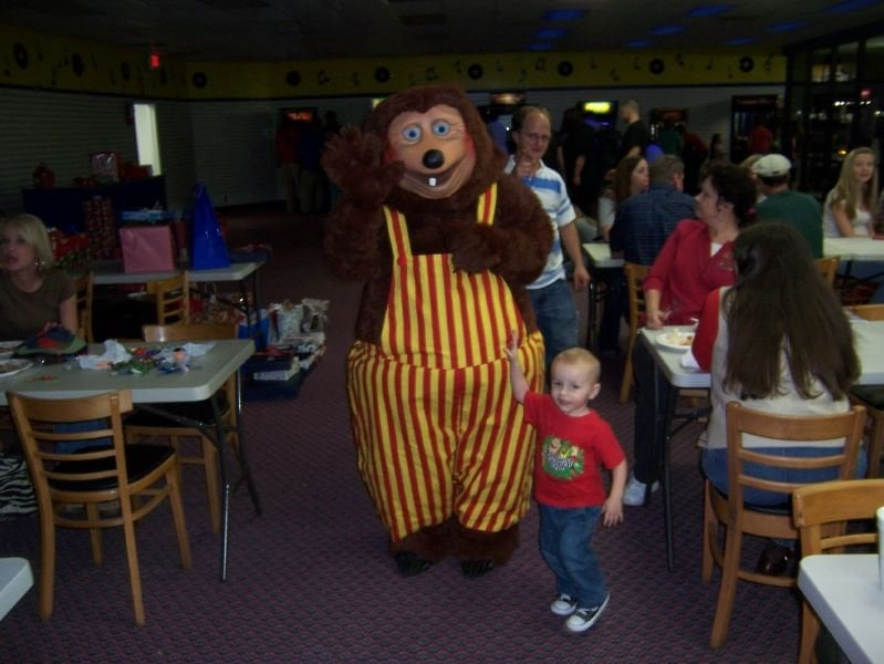 Phenix City (AL) United States  city pictures gallery : Showbiz Pizza Zone Phenix City, AL, United States