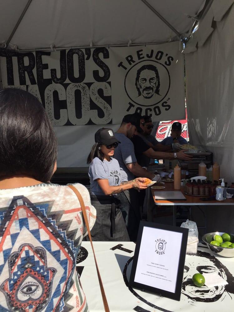 Danny Trejo Taco Danny Trejo Tacos