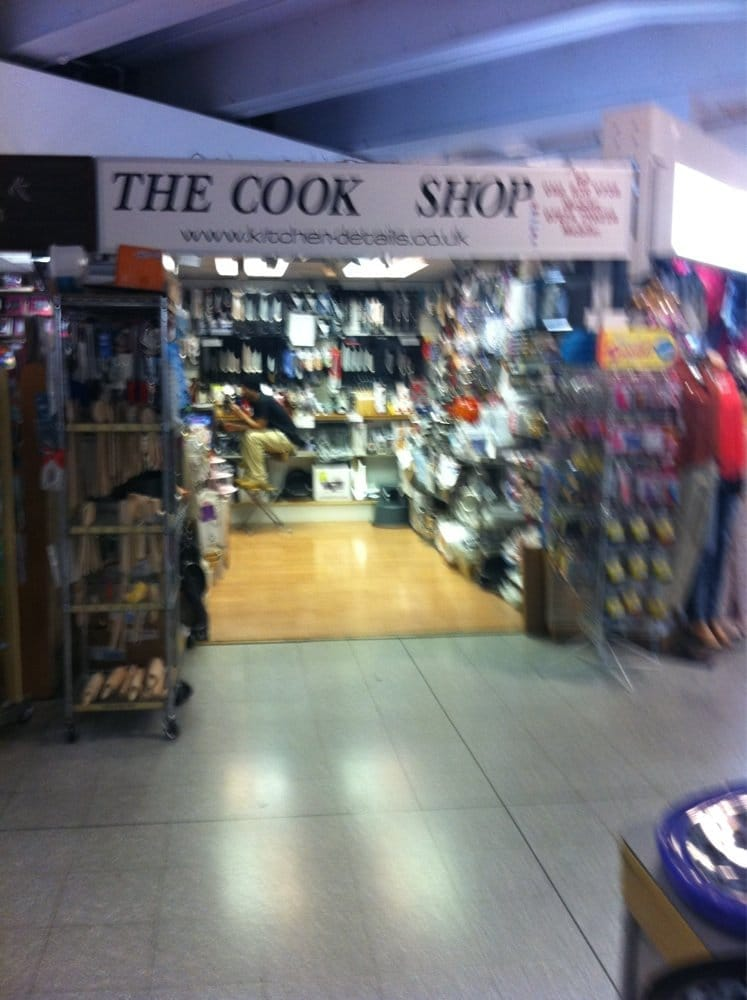 The Cook Shop Kitchen Bath City Centre Manchester