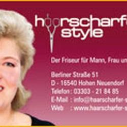 Haarscharfer Style, Hohen Neuendorf, Brandenburg