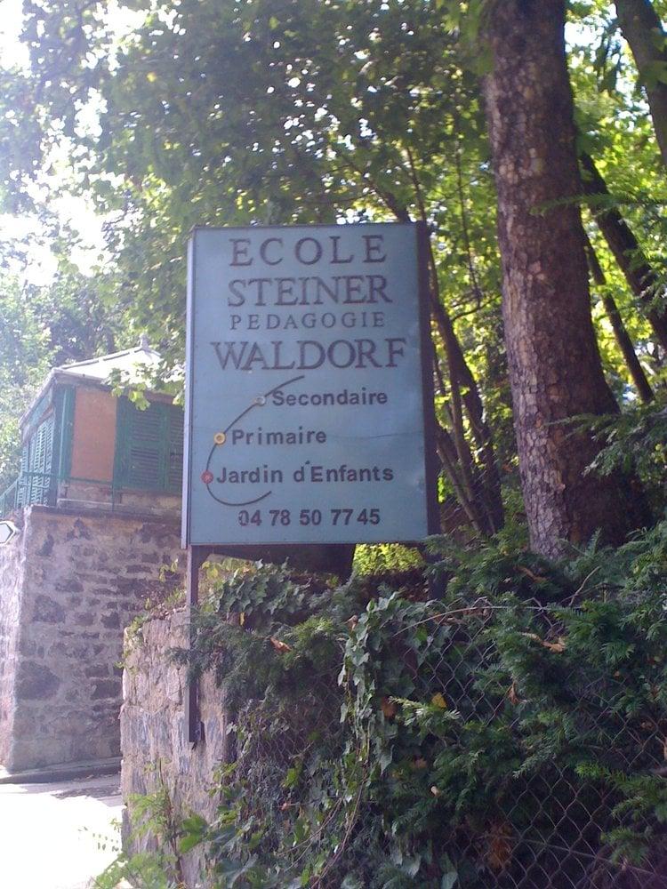 Ecole rudolf steiner elementary schools saint genis laval rh ne france - Ecole steiner marseille ...
