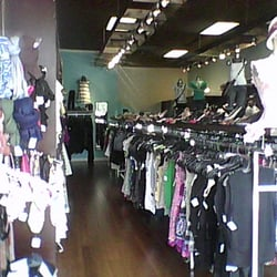 Los Angeles, CA, United States. The Xchange resale clothing store