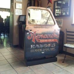 Trepanier's Backyard Grill & Bar - Cool hostess stand - Fond Du Lac, WI, Vereinigte Staaten