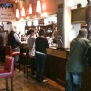 English Lounge, Manchester