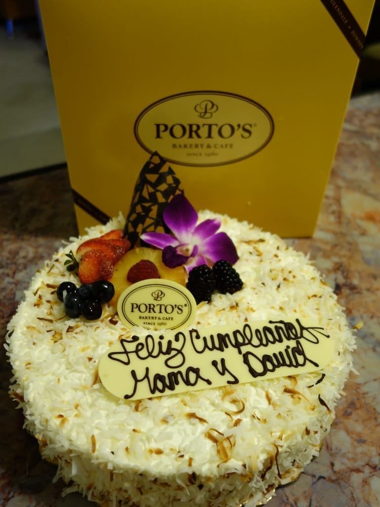 Images Cakes From Portos From Downey Ca