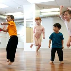 Hudson Dance and Movement - Hoboken, NJ, États-Unis. Creative Movement Class
