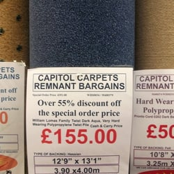 Capitol Carpets, London