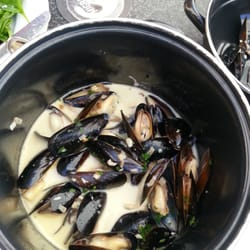 More moules frites!!