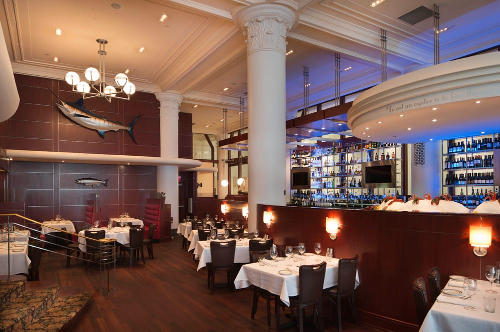 Oceanaire Seafood Room - 185 Photos - Seafood - 30 S ...