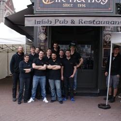 l'équipe de la St Patrick
