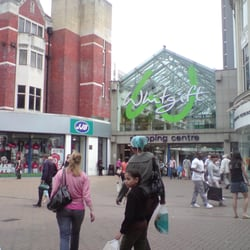 The Whitgift Shopping Centre, London