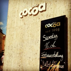 Café Cocoa, Munich, Bayern, Germany