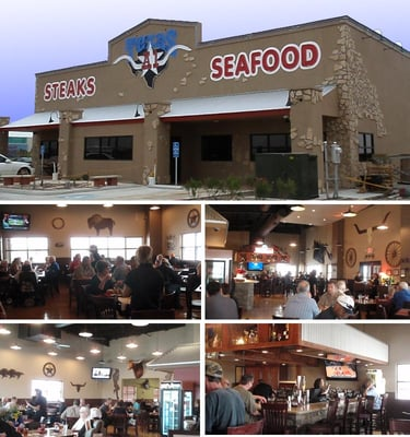 Texas a1 steaks seafood seafood restaurants portland for Steak and fish restaurants near me