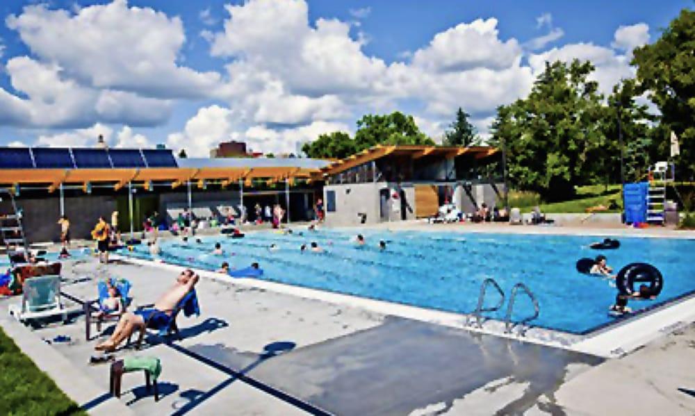 Queen Elizabeth Outdoor Pool Kinsmen Spray Park Swimming Pools 9100 Walterdale Hill