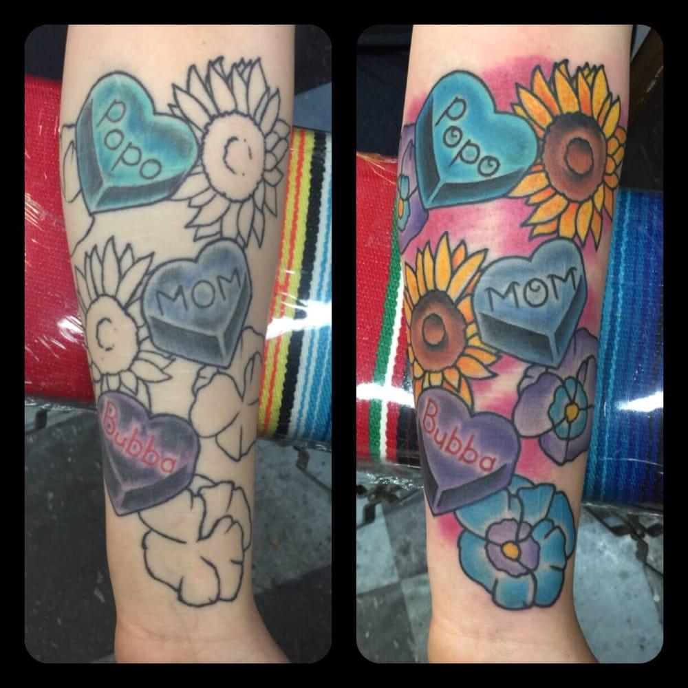 Electric panther tattoo 325 photos tattoo san for Tattoos san antonio tx