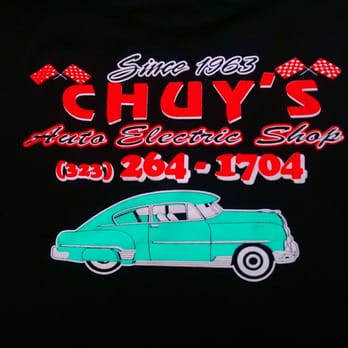 Chuy s auto electric shop 13 photos auto repair east for Electric motor repair los angeles