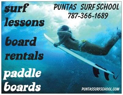 Puntas Surf School pr Puntas Surf School Rincon