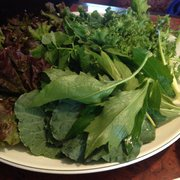 Garden Korean Cuisine - For lettuce wraps - Federal Way, WA, Vereinigte Staaten