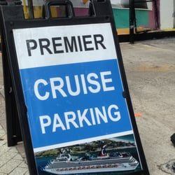 Premier Cruise Parking Port of Miami - Miami, FL, United ...