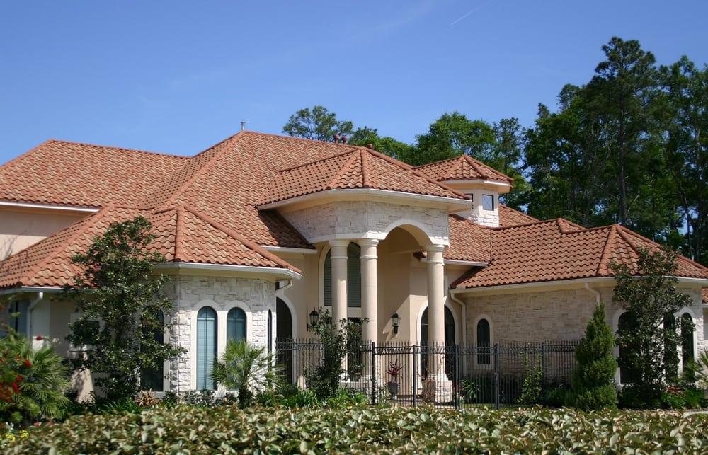 Houston Texas Metal Roofing Contractor Decra Stone Coated Metal Roof Shingles Texas Home