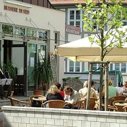 Brasserie Am Stein, Eberswalde, Brandenburg