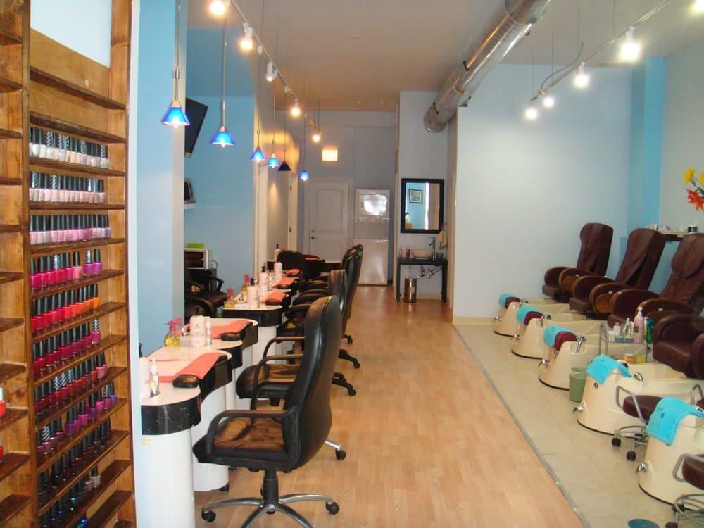 Nail time spa closed nail salons lakeview chicago for A j salon chicago